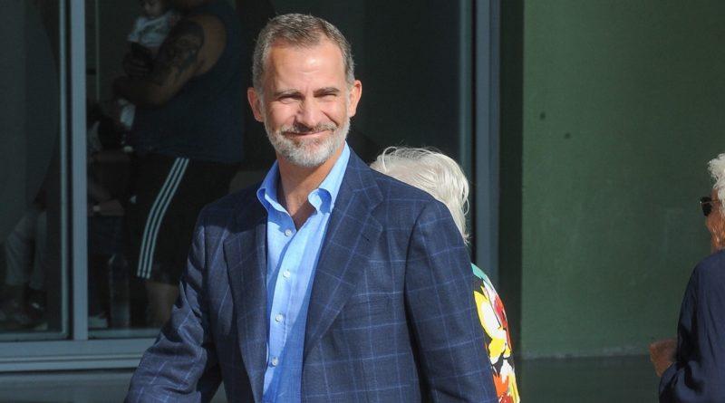El Rey Felipe viaja a Uruguay para asistir a la toma de posesión del presidente