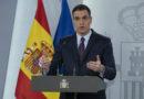 Coronavirus.- Sánchez cree que los ciudadanos relajaron su protección y dice que preocupa la evolución en Madrid